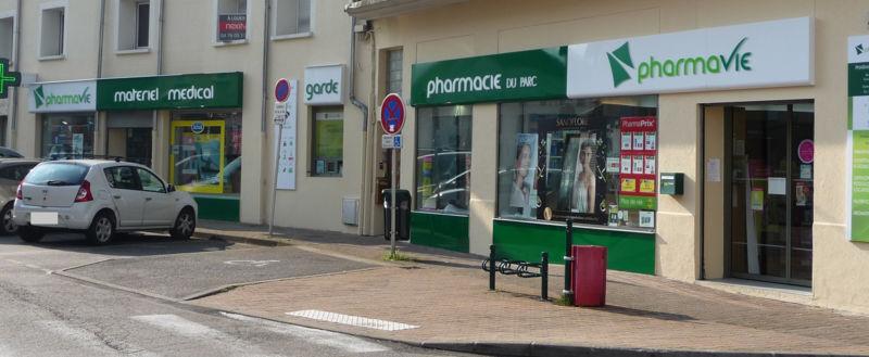Pharmacie Du Parc, Moirans