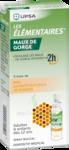 Acheter LES ELEMENTAIRES Solution buccale maux de gorge adulte 30ml à Moirans