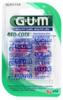 GUM REVELATEUR RED - COTE, bt 12 à Moirans