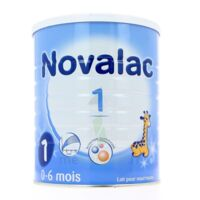 Novalac 1 Lait En Poudre 1er âge B/800g à Moirans