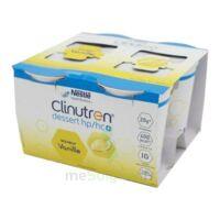 Clinutren Dessert 2.0 Kcal Nutriment Vanille 4cups/200g à Moirans