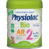 Physiolac Bio Ar 2 à Moirans