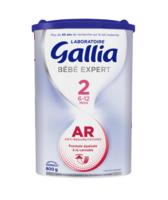 Gallia Bebe Expert Ar 2 Lait En Poudre B/800g à Moirans