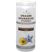 3 Chenes Onagre Bourrache Vitamine E Caps B/150 à Moirans