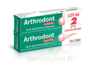Pierre Fabre Oral Care Arthrodont Dentifrice Classic Lot De 2 75ml à Moirans