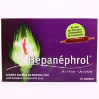 HEPANEPHROL, solution buvable en ampoule à Moirans