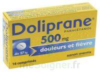 Doliprane 500 Mg Comprimés 2plq/8 (16) à Moirans