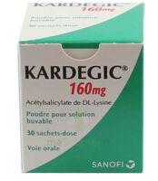 KARDEGIC 160 mg, poudre pour solution buvable en sachet à Moirans