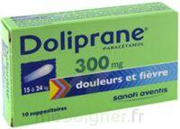 Doliprane 300 Mg Suppositoires 2plq/5 (10) à Moirans