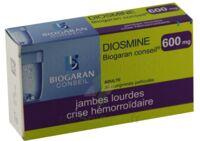 DIOSMINE BIOGARAN CONSEIL 600 mg, comprimé pelliculé à Moirans