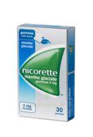 Nicorette 2 Mg Gom à Mâcher Médic Sans Sucre Menthe Glaciale Plq/30gom à Moirans
