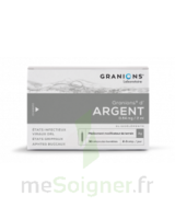 GRANIONS D'ARGENT 0,64 mg/2 ml S buv 30Amp/2ml à Moirans
