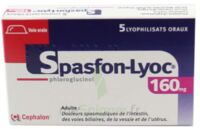 Spasfon Lyoc 160 Mg, Lyophilisat Oral à Moirans