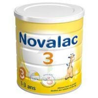 Novalac 3 Lait De Croissance B/800g à Moirans