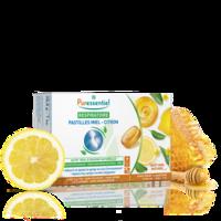 Puressentiel Respiratoire Pastilles Respiratoire Gorge Miel-Citron - 18 pastilles à Moirans