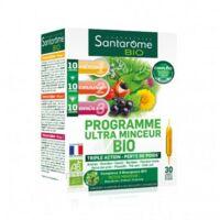 Santarome Bio Programme ultra minceur Solution buvable 30 Ampoules/10ml à Moirans