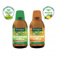 Ultradraine Bio Solution buvable Thé vert citron Fl/500ml à Moirans