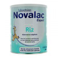 Novalac Expert Riz Lait En Poudre 0-36mois B/800g à Moirans