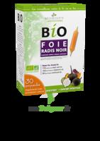 3 Chenes Bio Radis Noir Solution Buvable Foie 30 Ampoules/10ml à Moirans