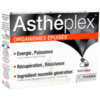 Astheplex Gélules Organismes épuisés B/30 à Moirans