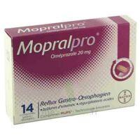 MOPRALPRO 20 mg Cpr gastro-rés Film/14 à Moirans