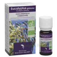 Docteur Valnet Huile Essentielle Bio, Eucalyptus Globulus 10ml à Moirans