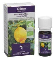 Docteur Valnet Huile Essentielle Bio, Citron 10ml à Moirans