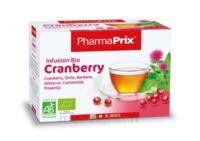 Infusion Bio Cranberry à Moirans