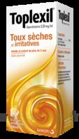 TOPLEXIL 0,33 mg/ml, sirop 150ml à Moirans