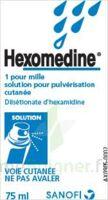 Hexomedine 1 Pour Mille, Solution Pour Pulvérisation Cutanée En Flacon Pressurisé à Moirans