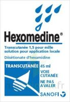 HEXOMEDINE TRANSCUTANEE 1,5 POUR MILLE, solution pour application locale à Moirans