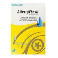 Allergiflash 0,05 %, Collyre En Solution En Récipient Unidose à Moirans