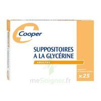 Suppositoires A La Glycerine Cooper Suppos En Récipient Multidose Adulte Sach/25 à Moirans