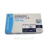 Econazole Biogaran L.p. 150 Mg, Ovule à Libération Prolongée à Moirans