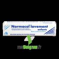Normacol Lavement Enfants, Solution Rectale, Récipient Unidose à Moirans