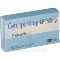 GYNOPURA L.P. 150 mg, ovule à libération prolongée Plq/2 à Moirans