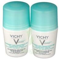 VICHY TRAITEMENT ANTITRANSPIRANT BILLE 48H, fl 50 ml, lot 2 à Moirans