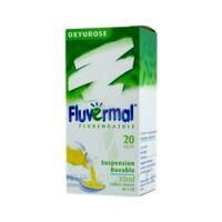 Fluvermal 2 % Susp Buv Fl/30ml à Moirans