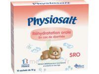 PHYSIOSALT REHYDRATATION ORALE SRO, bt 10 à Moirans
