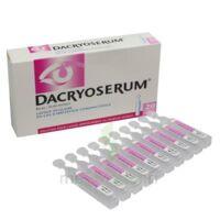 Dacryoserum Solution Pour Lavage Ophtalmique En Récipient Unidose 20unidoses/5ml à Moirans