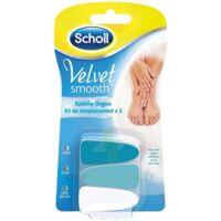 Scholl Velvet Smooth Ongles Sublimes kit de remplacement à Moirans