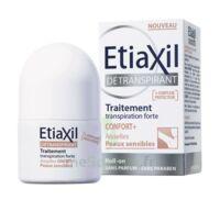 Etiaxil Dé Transpirant Aisselles Confort+ Peaux Sensibles à Moirans