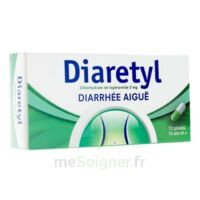 Diaretyl 2 Mg, Gélule à Moirans