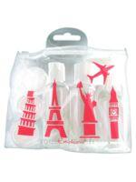 Kit flacons de voyage à Moirans