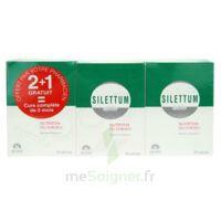 SILETTUM NUTRITION DU CHEVEU 60 X2 + 60 OFFERTES à Moirans