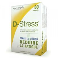 D-STRESS, boite de 80 à Moirans