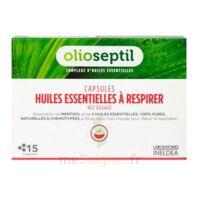 Olioseptil - Capsules Huiles Essentielles à Respirer - Nez Dégagé à Moirans