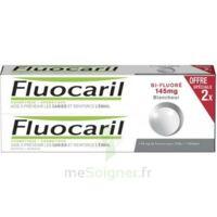 Fluocaril Bi-Fluoré 145 mg Pâte dentifrice blancheur 2*75ml à Moirans