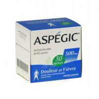 ASPEGIC 500 mg, poudre pour solution buvable en sachet-dose 30 à Moirans