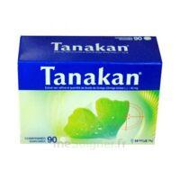 TANAKAN 40 mg, comprimé enrobé PVC/alu/90 à Moirans